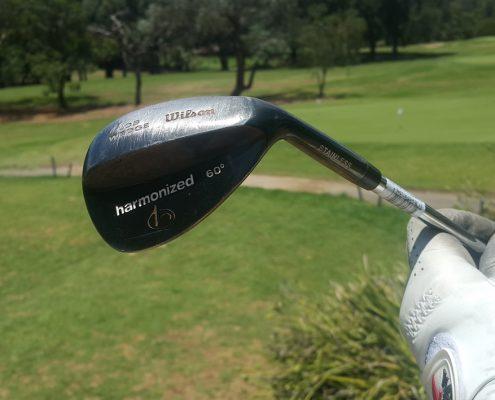 Wilson golf wedge