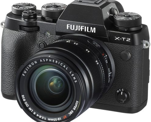 Switch from canon to fujifilm