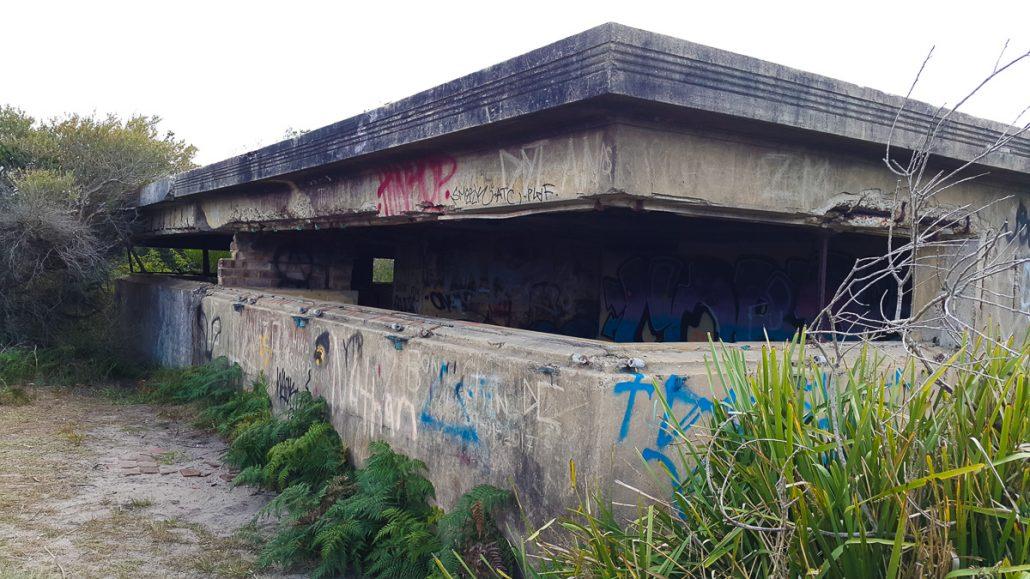 Cape banks and La Perouse walk