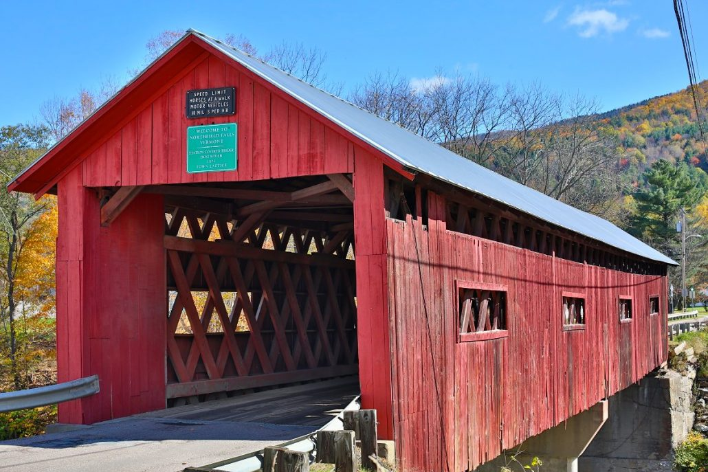 Covered Bridges, Vermont
