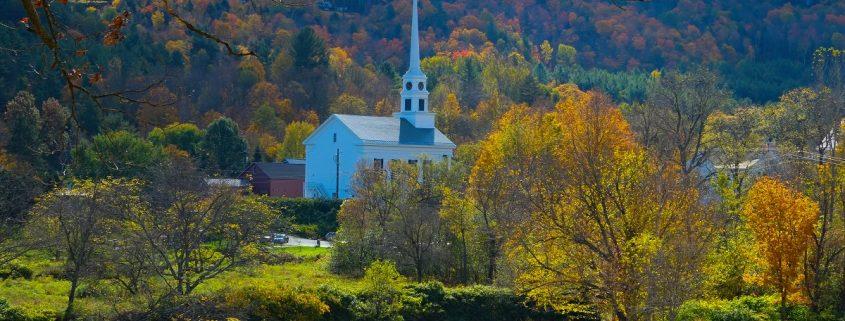 Travel blog Vermont USA