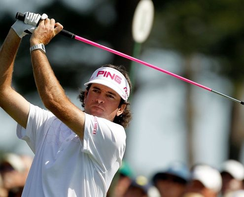play golf by feel
