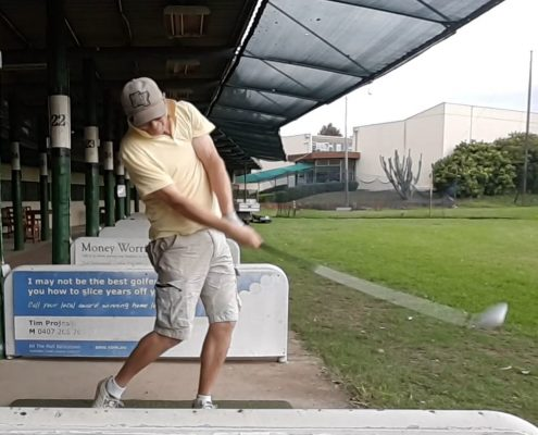 golf swing sydney