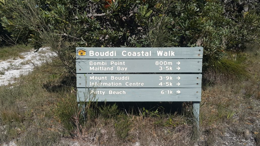 bouddi national park walk