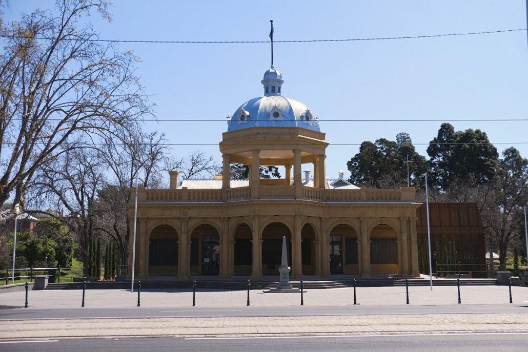 Ballarat - Victoria - a sleepy town with a turbulent past